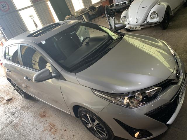 Toyota Yaris XLS 1.5 Completo 18/19 - Foto 3
