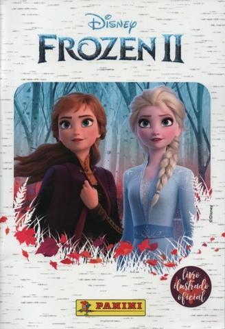 Frozen 2 Album de Figurinhas R$ 9,90