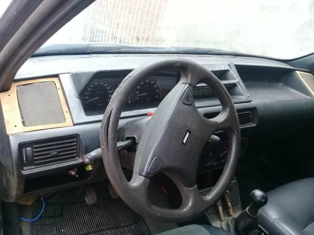 Vende-se um carro Fiat tipo para retirada ou bota pra roda - Foto 5