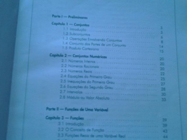 Livro de Cálculo - Foto 2