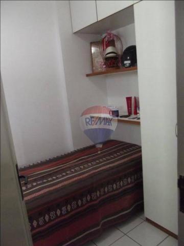 Apartamento residencial à venda, Boa Viagem, Recife. - Foto 9