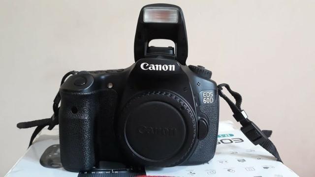 Fotografia equipamento completo Canon