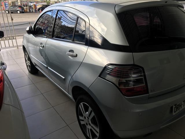 GM - ÁGILE LTZ 1.4 ano 2013, pneus novos, REVISADO, ÚNICA DONA - Foto 6