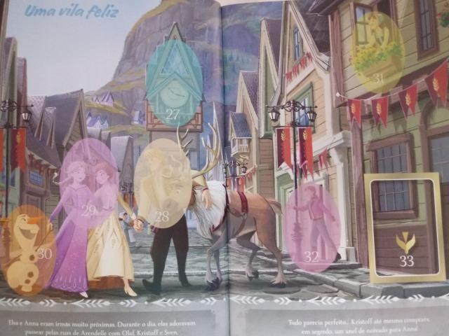 Frozen 2 Album de Figurinhas R$ 9,90 - Foto 3