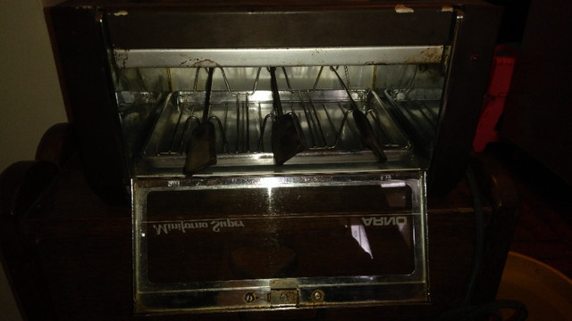 Mini forno Arno retrô - Foto 2