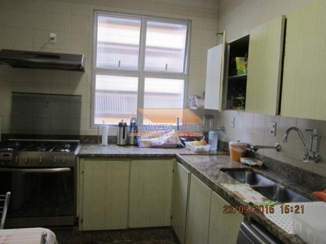 Apartamento à venda com 4 dormitórios em Funcionários, Belo horizonte cod:30903 - Foto 4