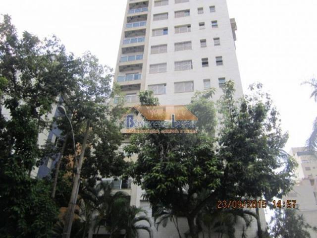Apartamento à venda com 4 dormitórios em Funcionários, Belo horizonte cod:30903