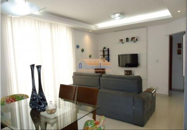 Apartamento à venda com 3 dormitórios em Sagrada família, Belo horizonte cod:38173