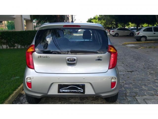 Kia Motors Picanto EX 1.0 Flex Aut - Foto 5