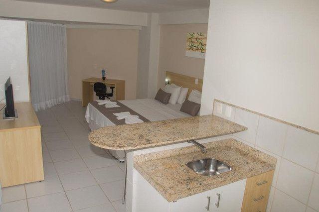 Apartamento em Ponta Negra Mobiliado - 35m² - Marsallis Flat - Foto 7