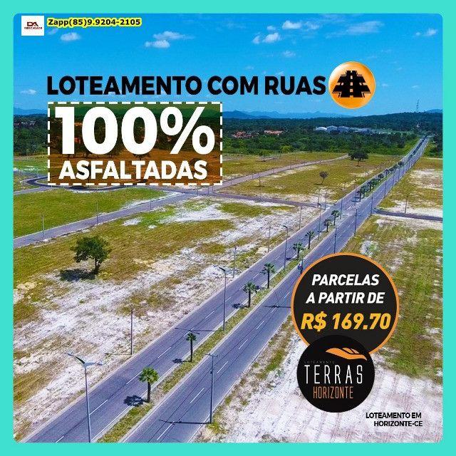 Lotes Terras Horizonte- Invista já-&!% - Foto 8