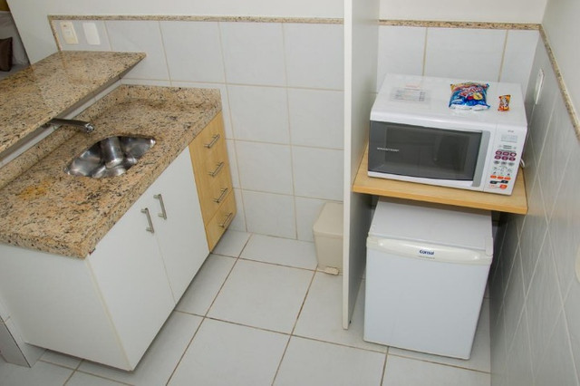 Apartamento em Ponta Negra Mobiliado - 35m² - Marsallis Flat - Foto 5