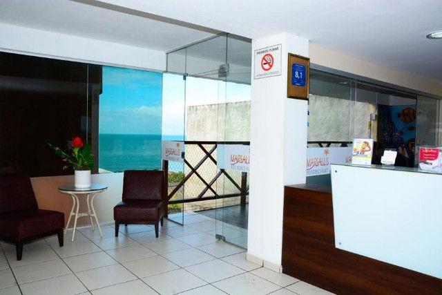 Apartamento em Ponta Negra Mobiliado - 35m² - Marsallis Flat - Foto 15