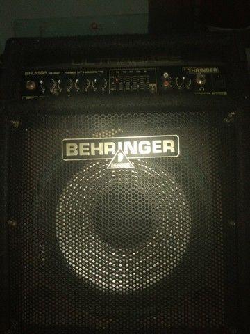 amplificador berhinger bxl450 - Foto 2