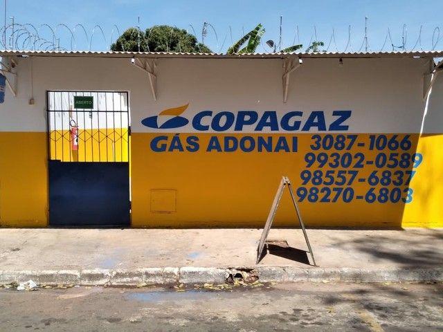 Vendo ou troco,  Depósito de Gas chasse 2 por chácara, caminhão, caminhonete, carro.  - Foto 2