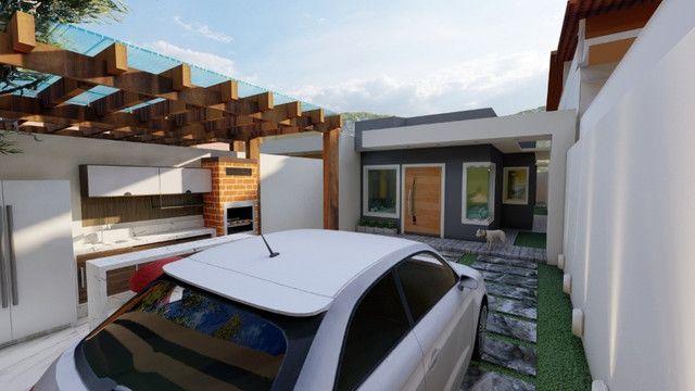 CAR#(SP3001) Ótimo acabamento. Casa Nova são Pedro com 3 quartos - Foto 9