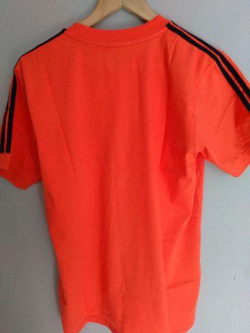 Camisa retrô seleção da Holanda (1974) - Ganem Sports - Foto 3