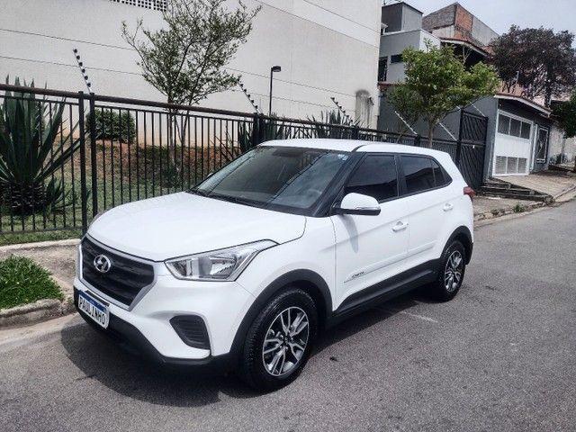 Hyundai Creta pulse 2019 só 35.000 km automático sem detalhes !!!