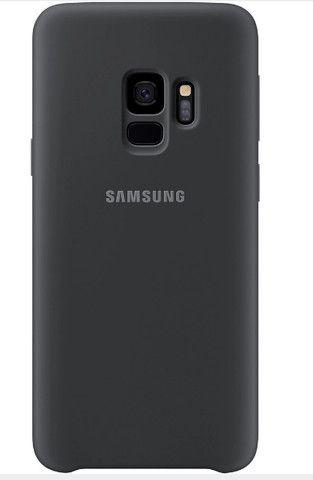 Case / Capinha de Silicone Samsung Galaxy S9 (Aceito cartão) - Foto 4