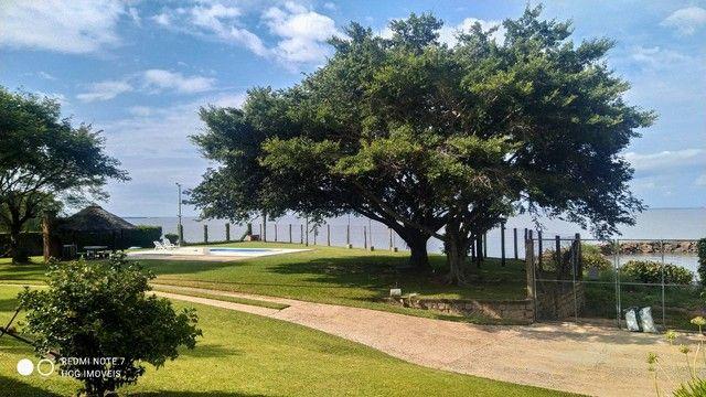 Magnifica casa residencial com praia particular para venda com 500 metros quadrados com 4  - Foto 16