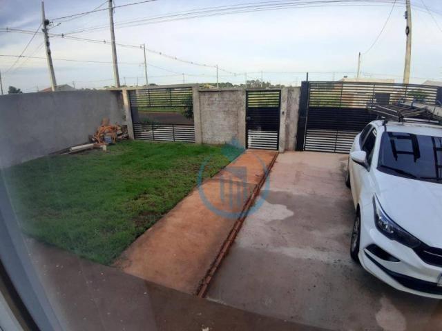 Casa com 2 dormitório à venda, 57 m² por R$ 280.000 - Jardim das Oliveiras II- Foz do Igua - Foto 9
