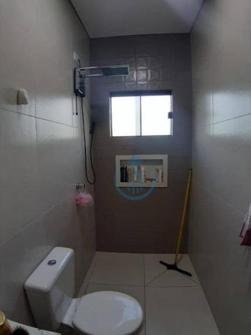 Casa com 2 dormitório à venda, 57 m² por R$ 280.000 - Jardim das Oliveiras II- Foz do Igua - Foto 7