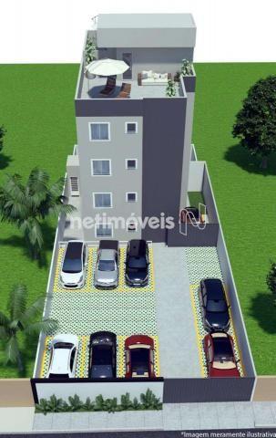 Apartamento à venda com 2 dormitórios em Serra dourada, Vespasiano cod:847933 - Foto 4