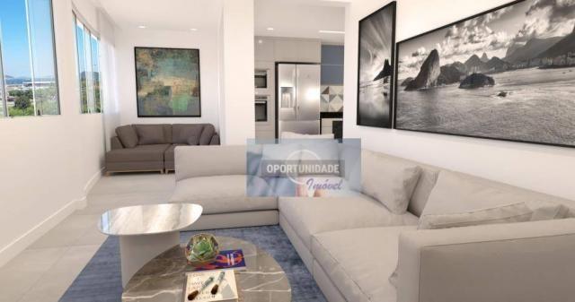Apartamento com 3 dormitórios à venda, 140 m² por R$ 899.000,00 - Glória - Rio de Janeiro/ - Foto 2