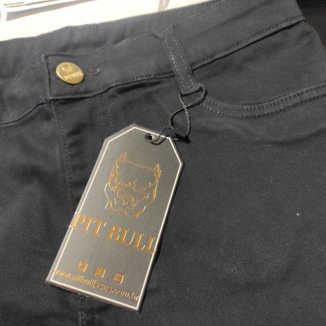 Calça Jeans Feminina Pitbull - Foto 2