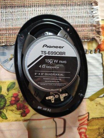Par alto-falantes Pioneer 6x9 - Foto 5