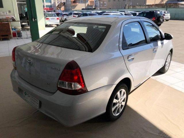 Etios 1.5 Sedan X Plus Aut 16v 2020 - Foto 9