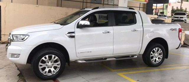 Vendo essa Linda Ranger Limited Automática 3.2 4x4 Diesel 2016/2017