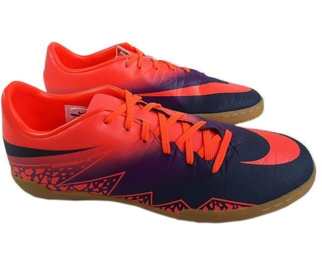 Chuteira Nike Futsal Hypervenom Phelon Ii IC - Foto 4