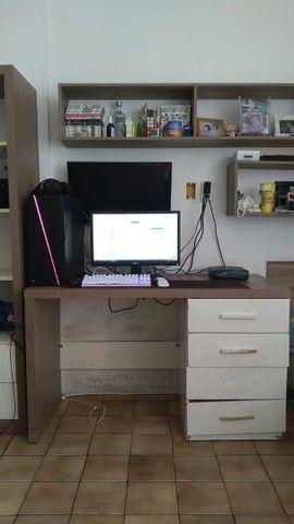 Conjunto de armário e mesa  - Foto 4