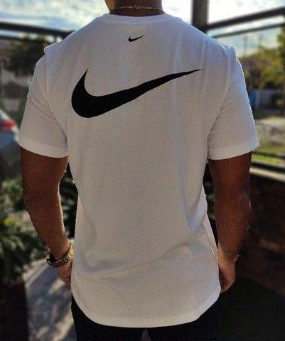 Camiseta Nike Double Swoosh Bordado Original - Foto 6