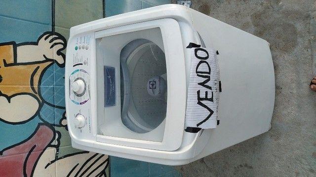 Maquina de lavar Electrolux 8 kg seminova