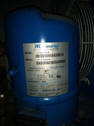Vendo unidade de refrigeração 3,6hp monofásico