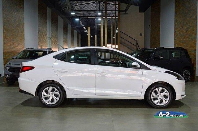 Hyundai HB20S 1.0 Vision 12v Flex - 2020 - Foto 8