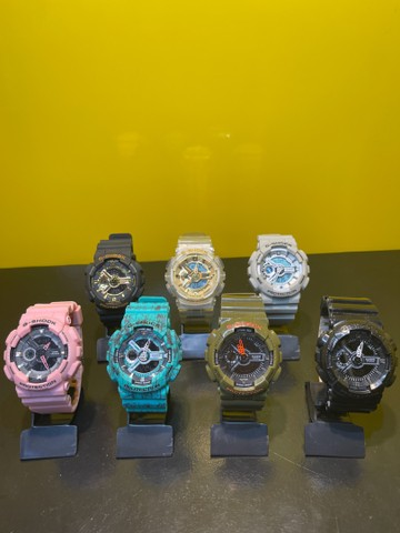 Relógio g-shock modelo dw-5600 lacrado - Foto 4