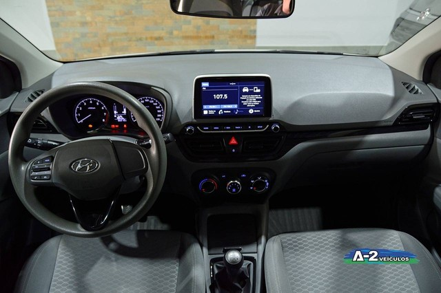 Hyundai HB20S 1.0 Vision 12v Flex - 2020 - Foto 13