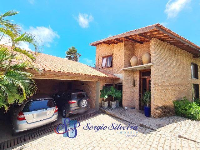 Excelente Casa no Porto das Dunas com vista mar alto padrão, amplo terreno 4 quartos - Foto 15