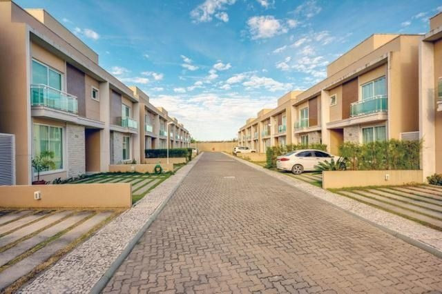 Casas em Condomínio Fechado Alto padrão no Eusébio com 3 suítes e lazer completo - Foto 2