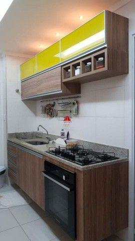 Torres Cenário,03 suítes, Lindo apartamento todo mobiliado, nascente total, Belém-PA. - Foto 15