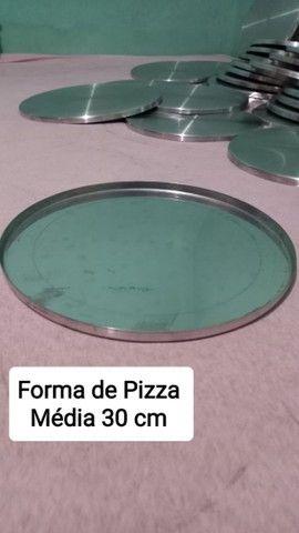 FORMAS DE ALUMINIO PARA PIZZA  - Foto 5