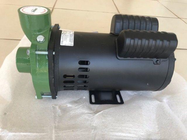 Bomba Centrifuga Monoestágio Famac Fsg-s 3cv Mono - Foto 6