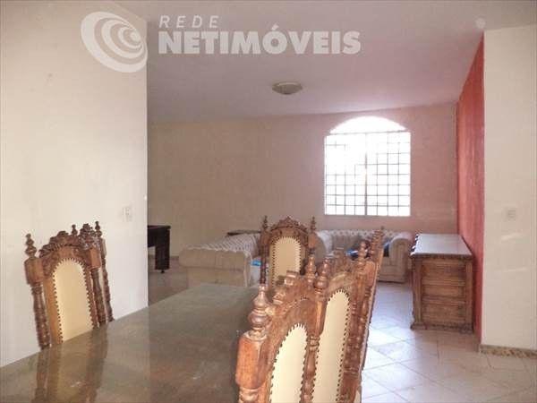 Casa à venda com 4 dormitórios em Braúnas, Belo horizonte cod:545923 - Foto 3