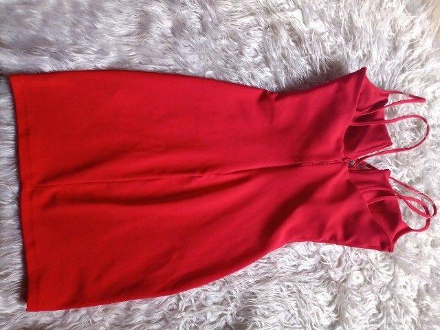 4 vestidos lindos Por 120,00 desapego - Foto 2