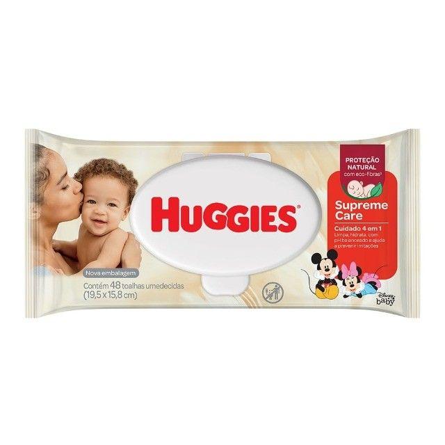 Lenços Umedecidos Huggies Supreme Care 48 u