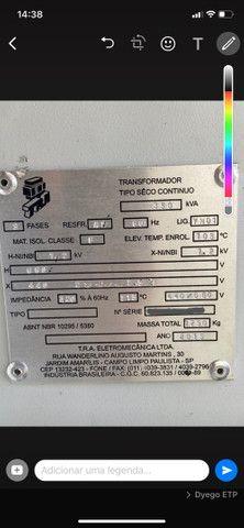 Transformador 350 kVA tipo seco continuo - Foto 2