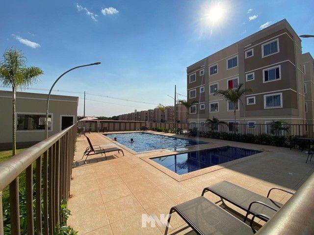 Apartamento para aluguel, 2 quartos, 1 vaga, Pioneiros - Campo Grande/MS - Foto 3